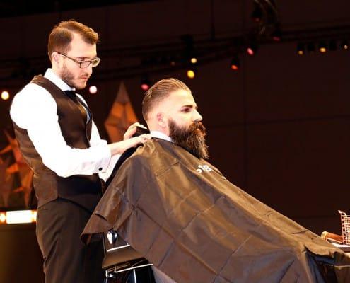 Barbershop, Vollbart