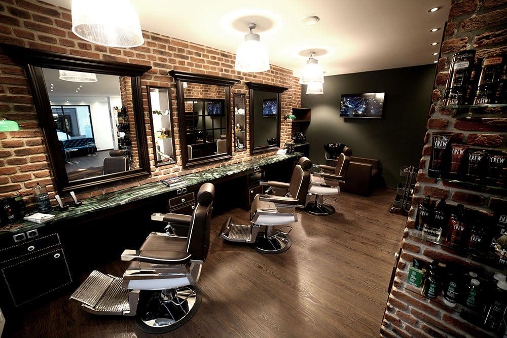 galerie der salon silke heide friseur barber shop. Black Bedroom Furniture Sets. Home Design Ideas