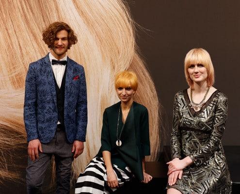 Blondtöne im Haar