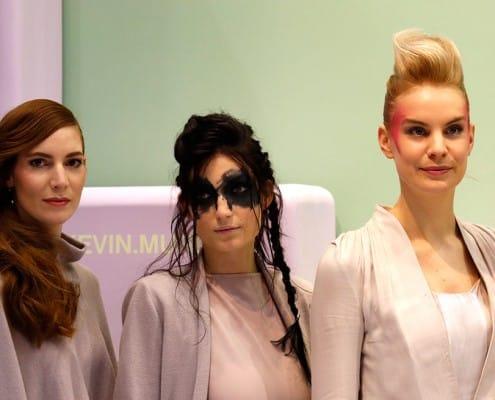 außergewöhnliche Frisuren und Make-up