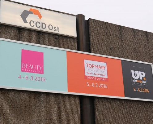 Top Hair Messe Düsseldorf 2016